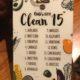 EWG's 2018 Clean 15